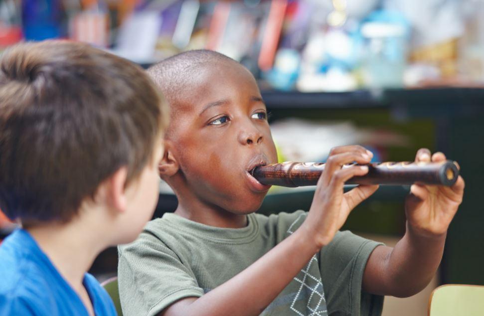 Music Empowers Neighborhood Children
